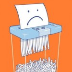 Funny Paper Shredder