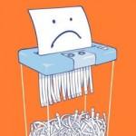 Funny Paper Shredder
