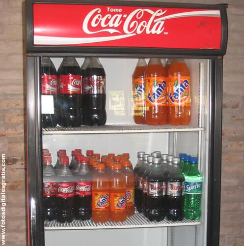 Refrigerador-CocaCola